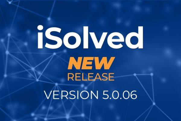 iSolved v5.0.06